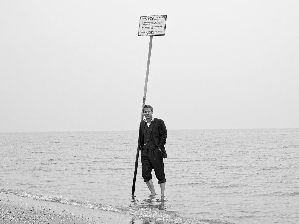 Matthias Zschokke. Foto: Sébastien Agnetti.