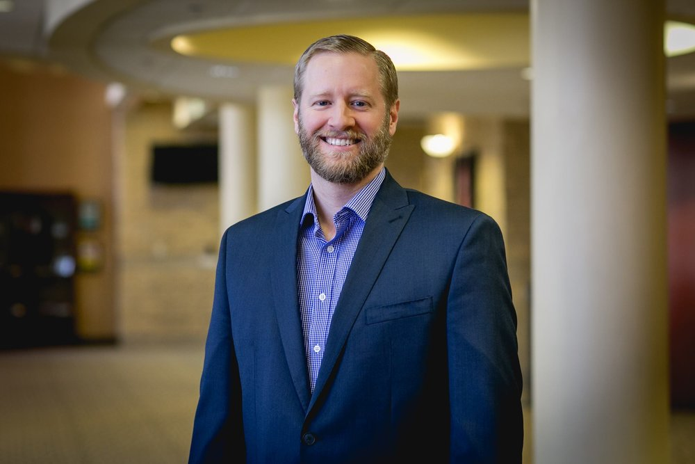 Greg Leeper - Director of Institutional Effectiveness and Research/Assistant Professor at North Central University