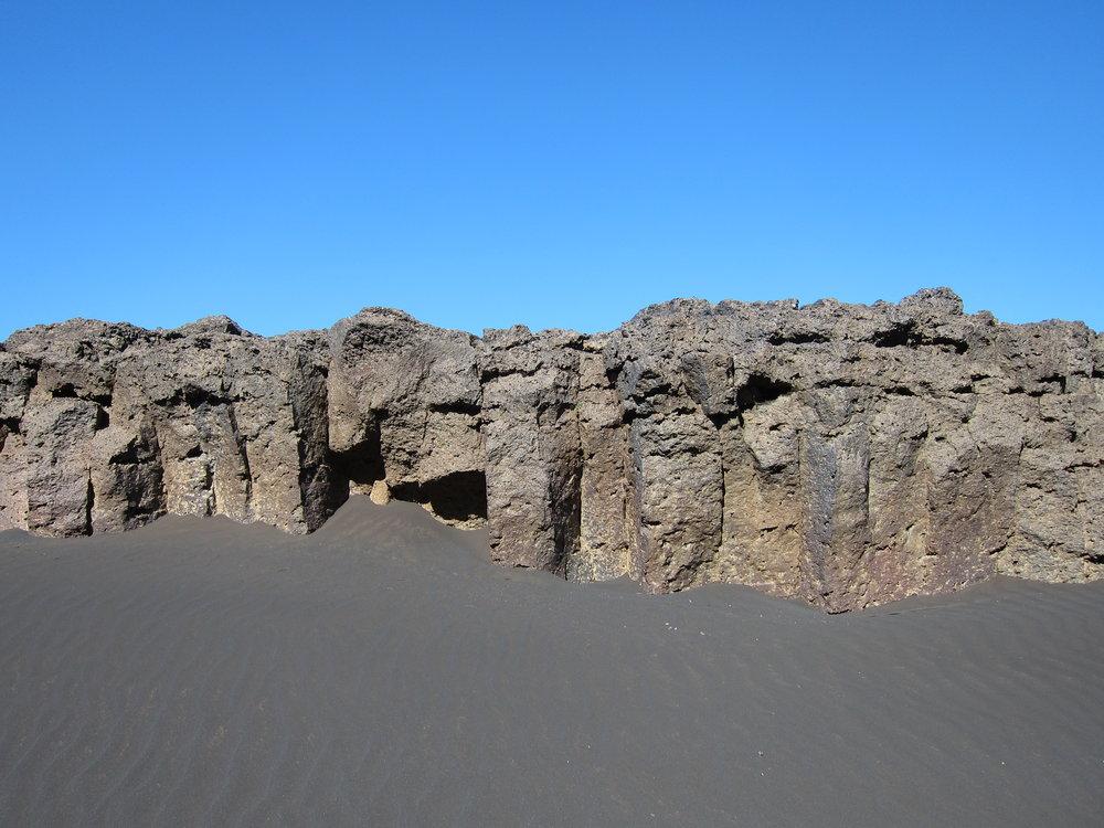 Basaltformationer