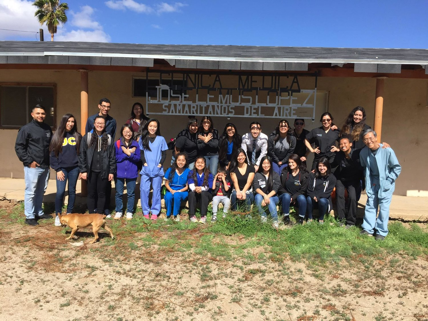 March Clinic Trip — Flying Samaritans at UC Irvine