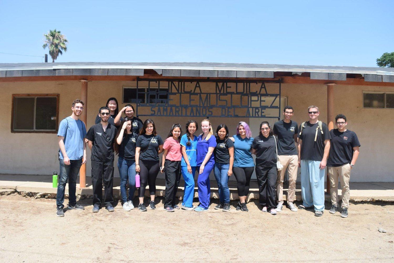 July Clinic Trip — Flying Samaritans at UC Irvine