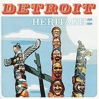 Detroit: Heritage 1989-2009 (KC Sound KC-005-6, 2008)