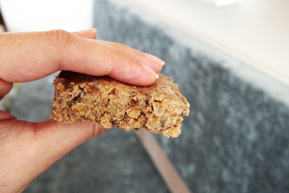 LARA Bar Meats Perfect Bar- Almond Chia Date Bars | Better Than Perfect Bars (Copycat Recipe)