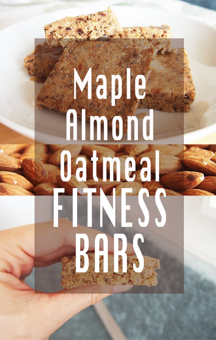 LARA Bar meets Perfect Bar (copycat)| Maple Almond Fitness Bars - Best Health Bars for Weight Loss!