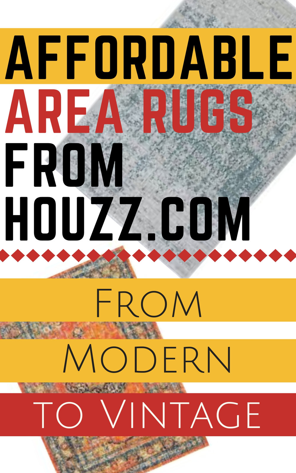 affordable area rugs for your bedroom or living room. Contemporary, vintage, rustic, modern, traditional, classic, french, or bohemian. These rugs I specifically picked out as favorites, are at your disposal, ranging in every style and color. #arearugs #livingroomrugs #rugs #2018rugs #pickingarug
