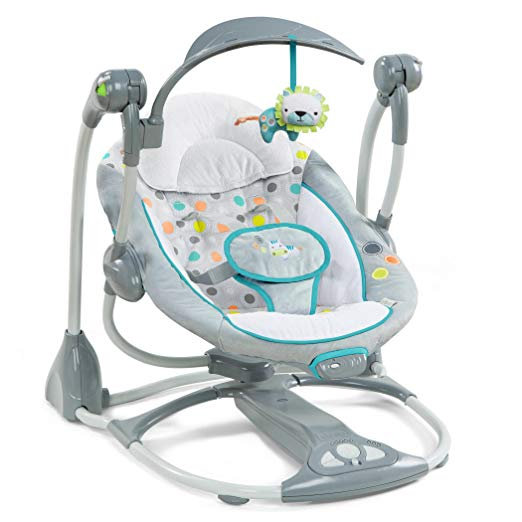 review on the ingenuity baby swing purchased on amazon