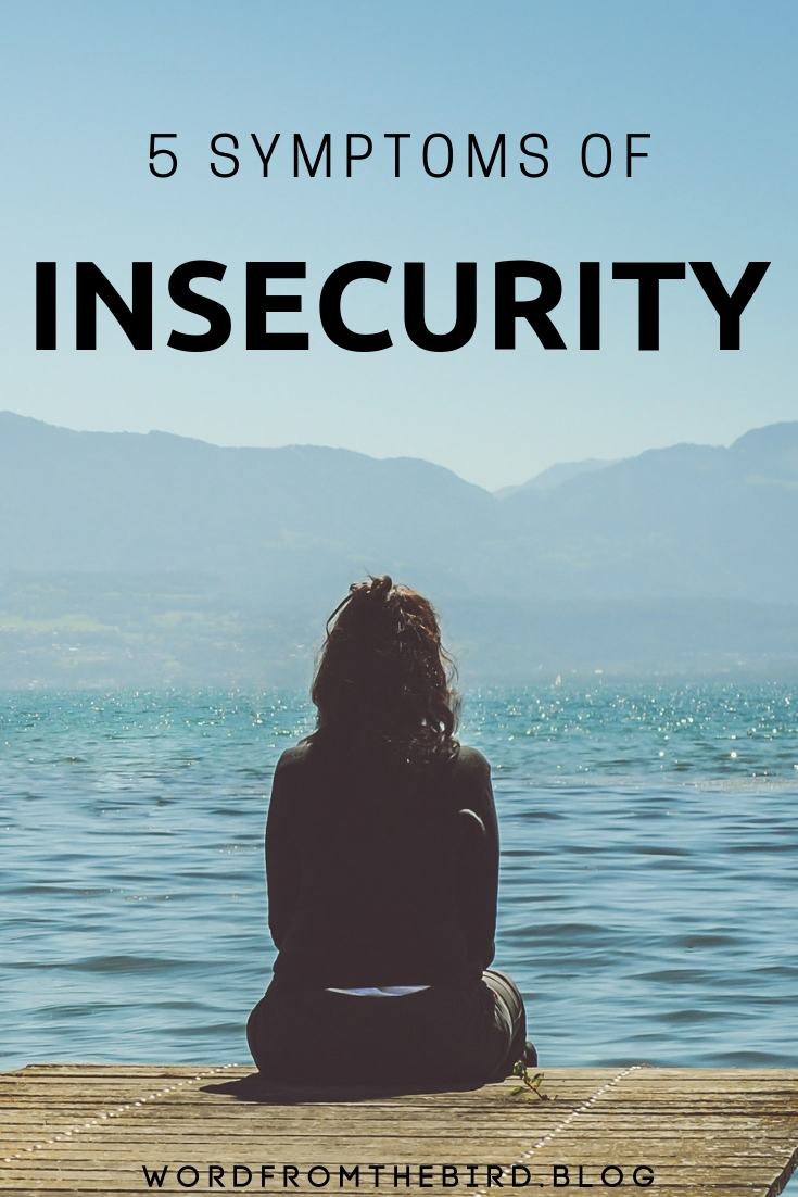 Why are we insecure? These might be some ways you can know how it shows itself and what you can do about it. #healing #past #insecurity #confidence #goals #help #struggles #depression #mentalhealth #tips #happiness #inspiration #loveyourself #selfcare #personalgrowth