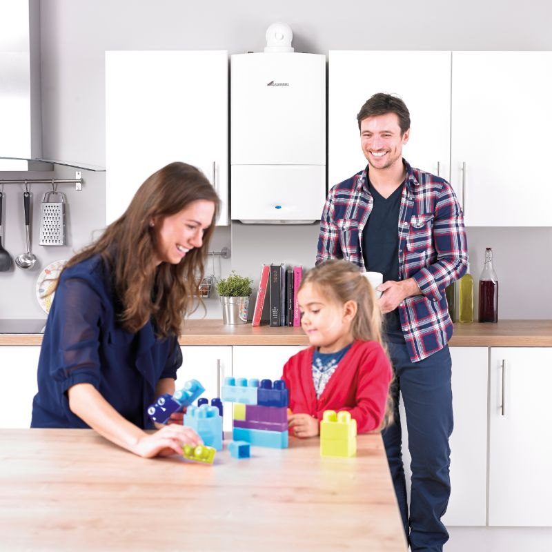 greenstar-gas-boiler-with-mum-and-daughter-in-kitchen.jpeg