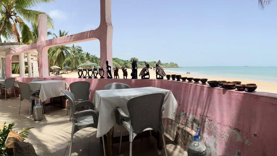 Enjoy Dakar's beaches.