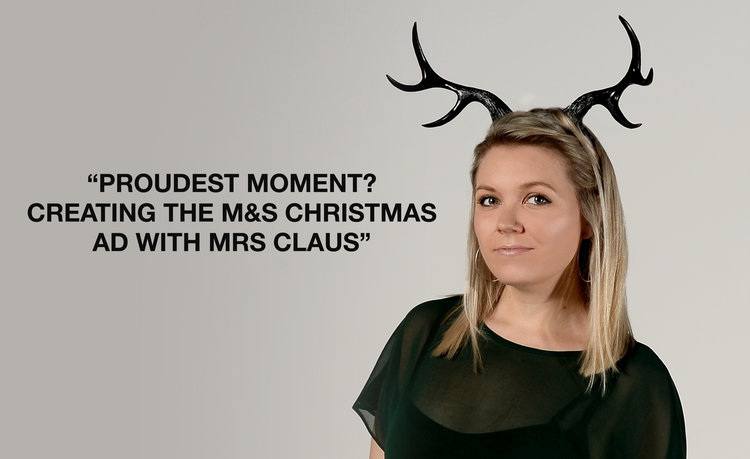 WINNER OF 2017'I AM REINDEER' - People assume Rudolph is male. She's not. In fact, all the Christmas reindeer are female. Because only females have antlers at Christmas.I AM REINDEER challenges gender bias in the creative industries by shining a spotlight on female creatives who bring the magic.