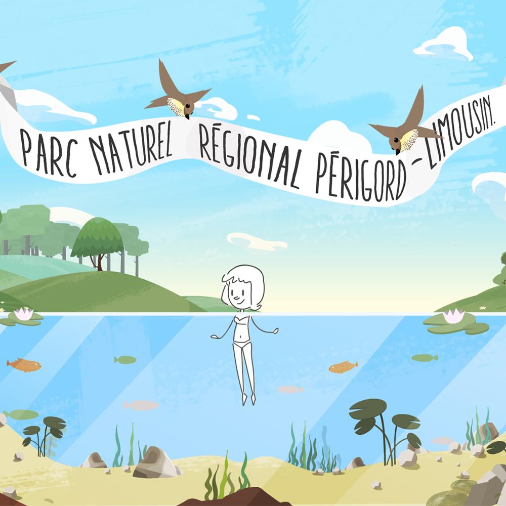 Application Parc Naturel Régional Périgord-Limousin