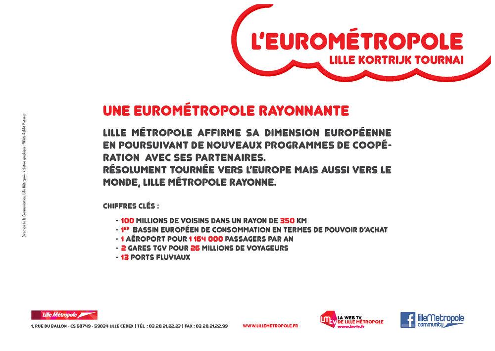 MEL - Eurométropole - verso