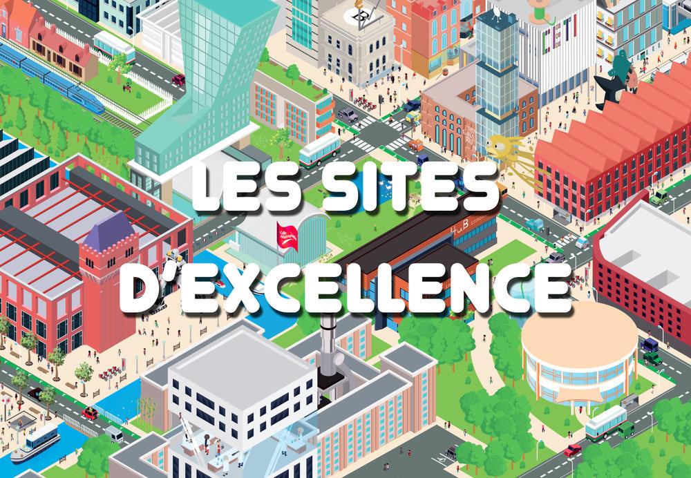MEL - sites d'excellence