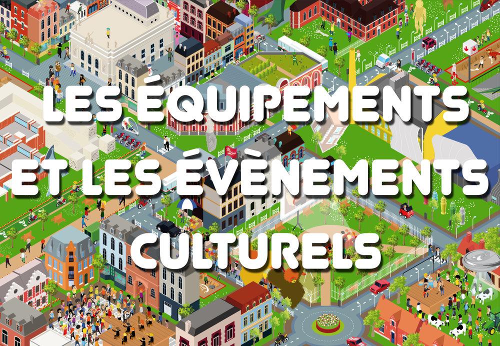 MEL - équipements et événements culturels