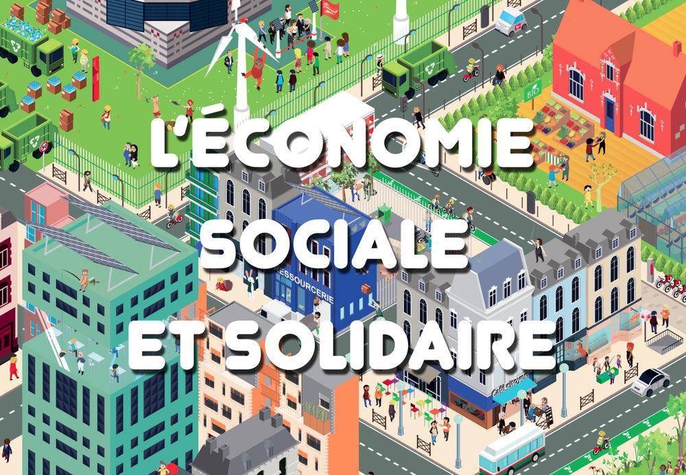 MEL - économie sociale et solidaire