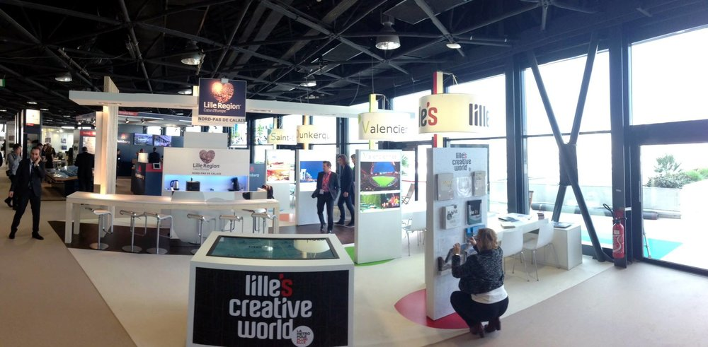 Stand Lille's Creative World