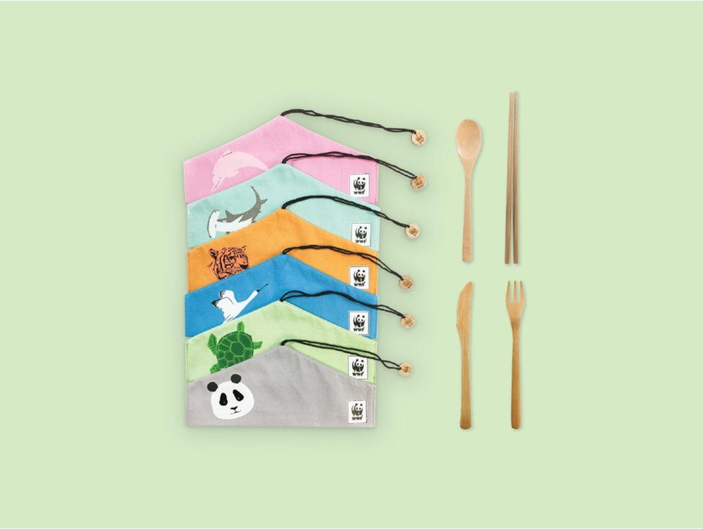 WWF Cutlery