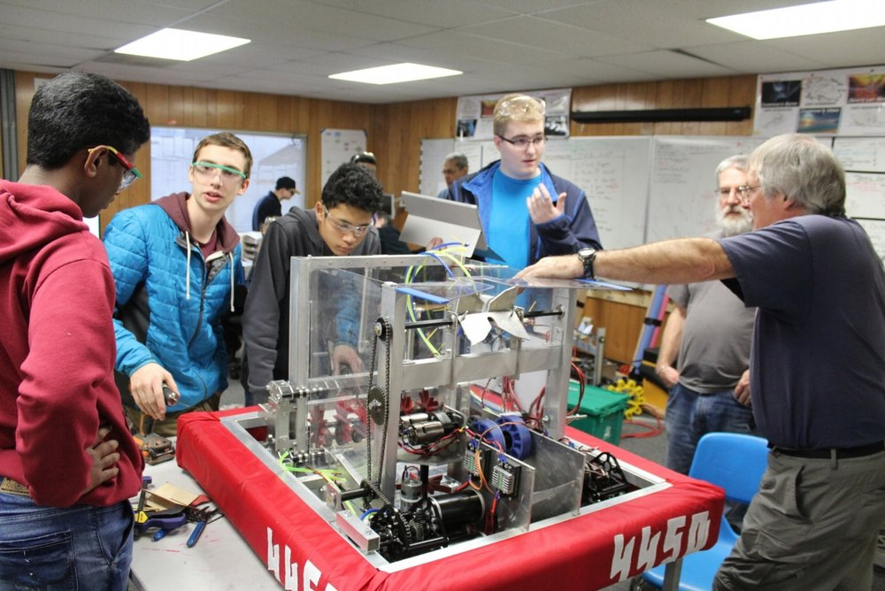 Olympia Robotics Federation