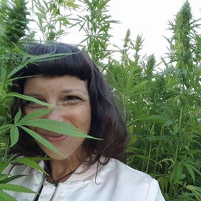 A little of this magical crop everyday ✨Today, fresh hemp seeds added to a hearty salad! 🌱How do you use hemp?  #Hemp #RebekahShaman #HempSeeds #HempSeed #HempFields #HempUK #HempField