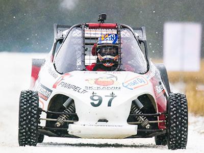 #93 Aleksi Kiikala - Seura:Auto: LHR / KTM