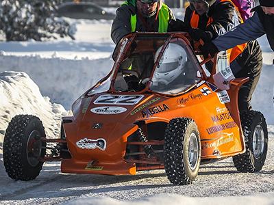 #22 Miro Kämppi - Seura: PirKaAuto: LHR / Suzuki