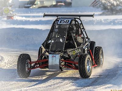 #150 Miio Nurminen - Seura: EMSCAuto: Crosskart / TM