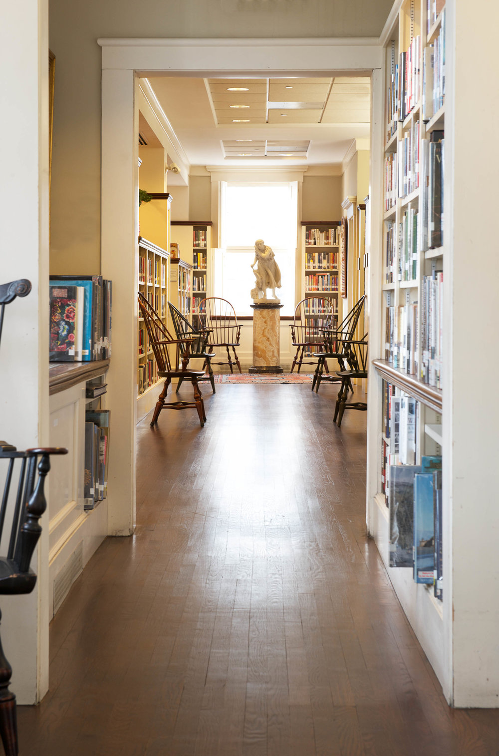 Nantucket Athenaeum Library