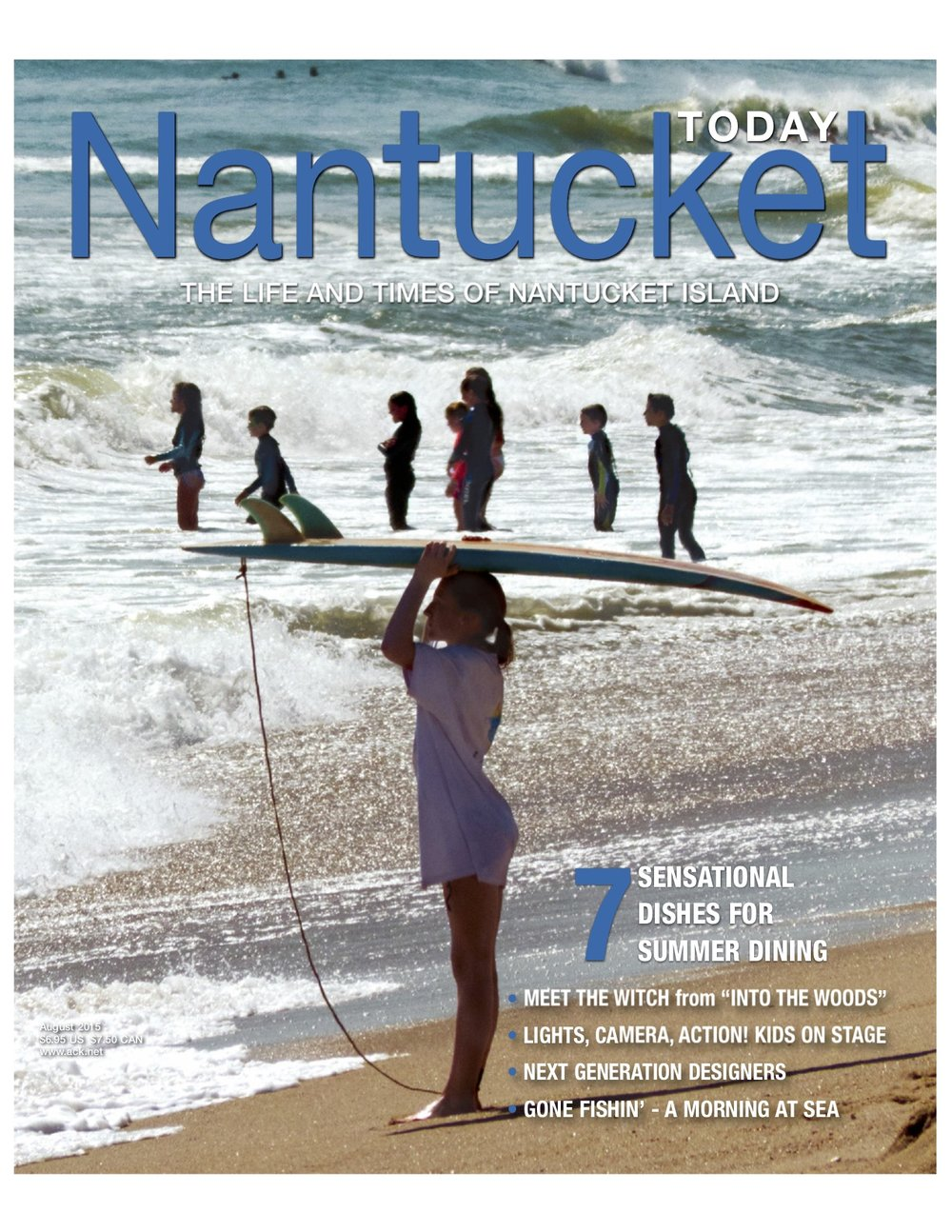 Nantucket Today, August 2015