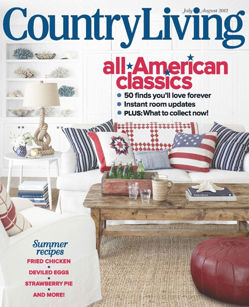 Country Living, July/Aug 2012
