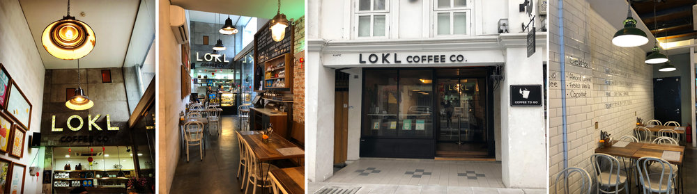 LOKL Coffee Co., 30, Jalan Tun H.S. Lee (Masjid Jamek Station)