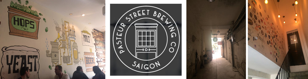 Pasteur Street Brewing Co,144 Pasteur Street. Down the alley and up the stairs,District 1