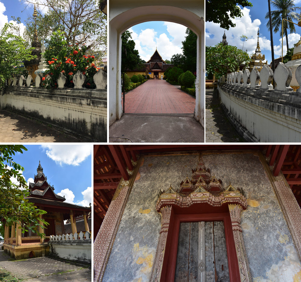 Wat Si Saket (from the outside)