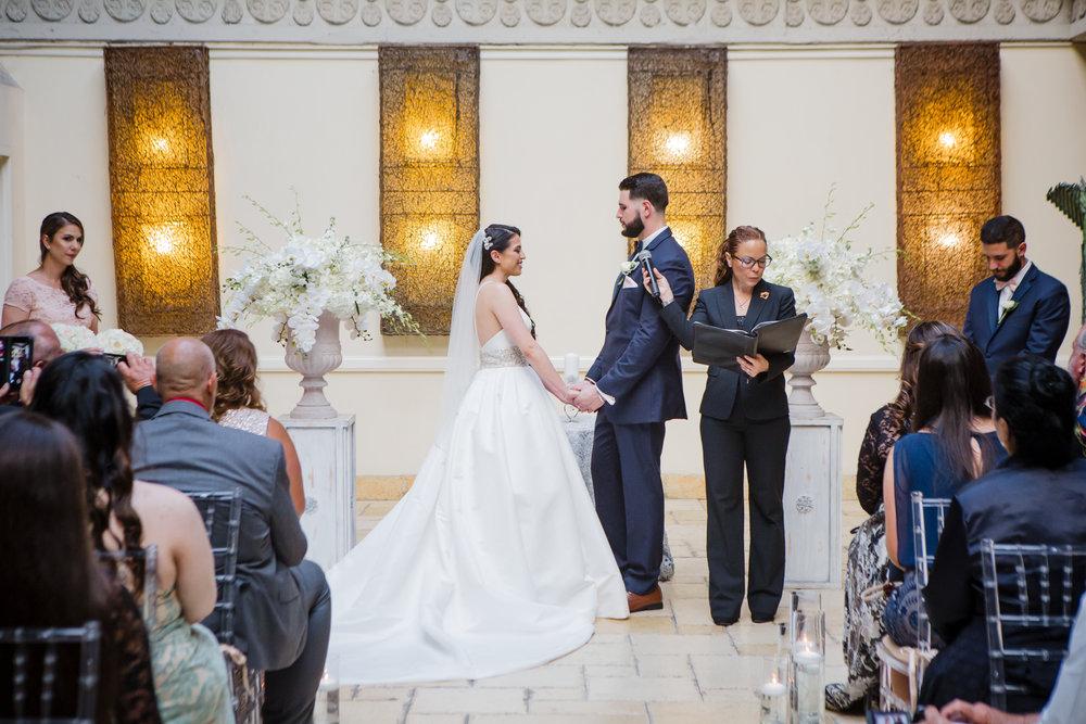 Mayfair Hotel Wedding Miami