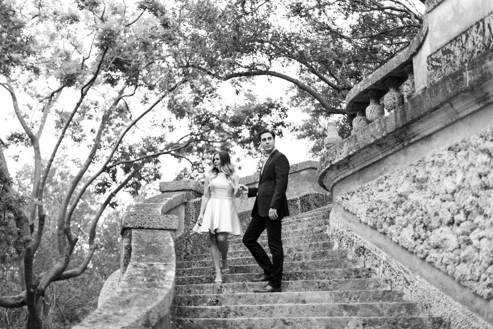 Vizcaya Museum Engagement Photos Dipp Photograph.jpg