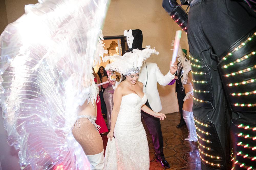 Villa Woodbine Miami Wedding