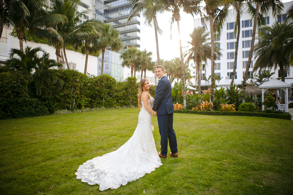 The Palms Hotel Miami Wedding