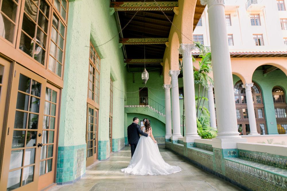 Wedding in Miami at Vista Lago Ballroom