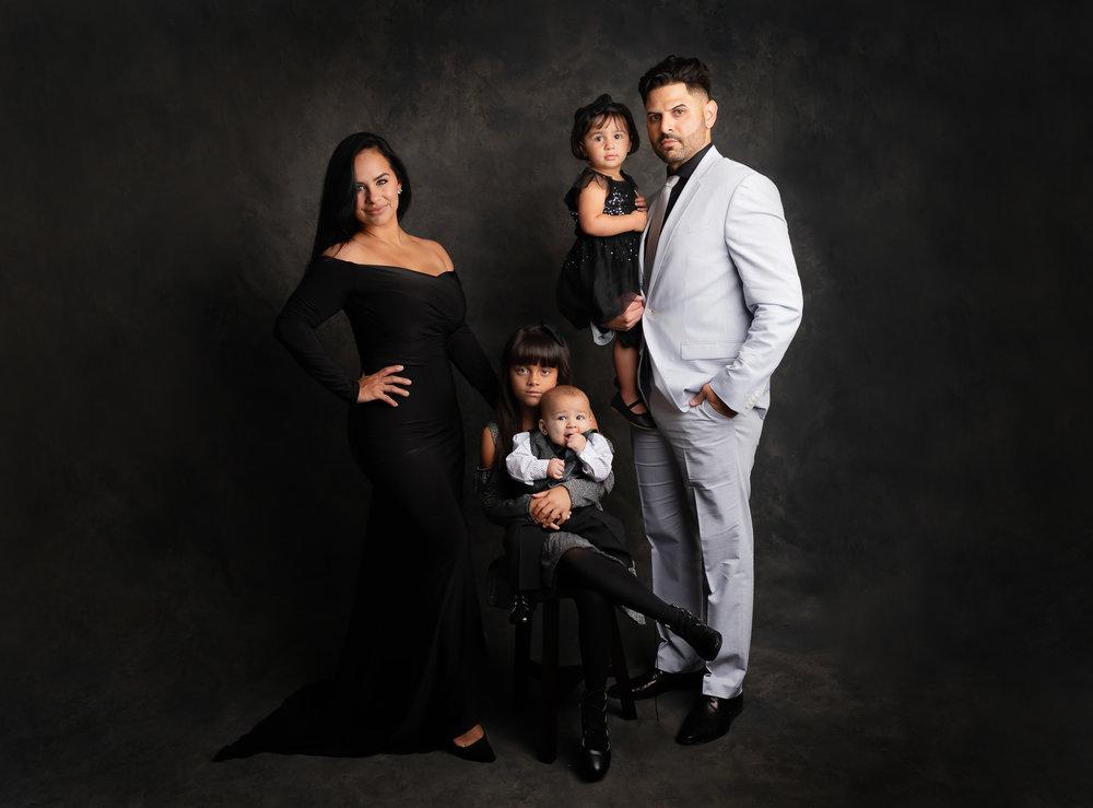 Miami Holiday Family Photographer