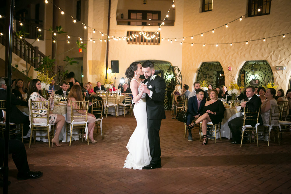 Curtiss Mansion Wedding - Miami Wedding Venue