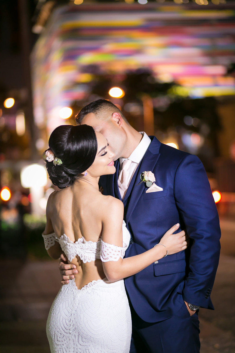 Miami Wedding Photographer - Dolores Lolita Restaurant Wedding