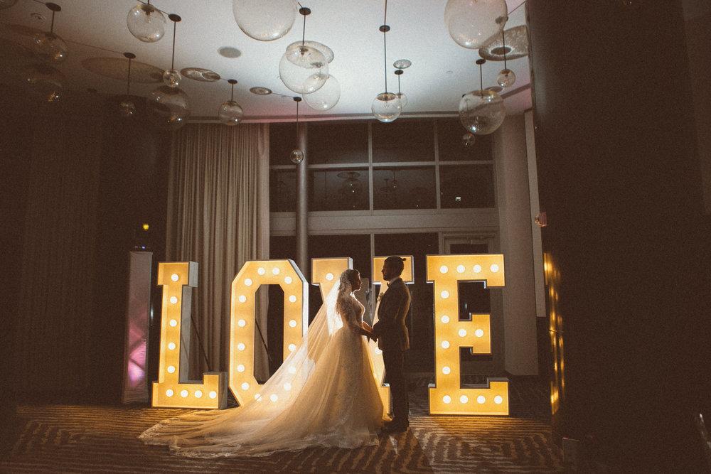 Miami Wedding Photographer - Kimpton EPIC Hotel Wedding.