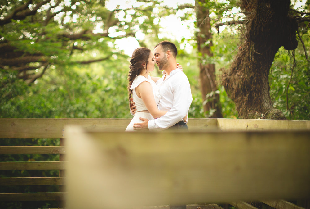 Tree Tops Park Engagement Photos - Dipp Photography