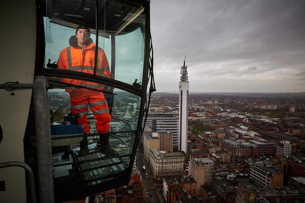 Construction Photography Birmingham