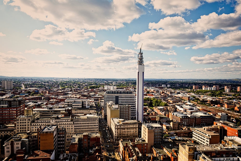 Copy of BT Tower, Birmingham