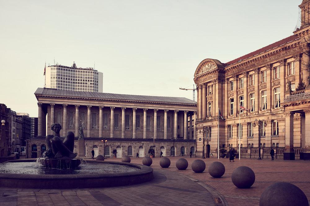 Copy of Victoria Square, Birmingham