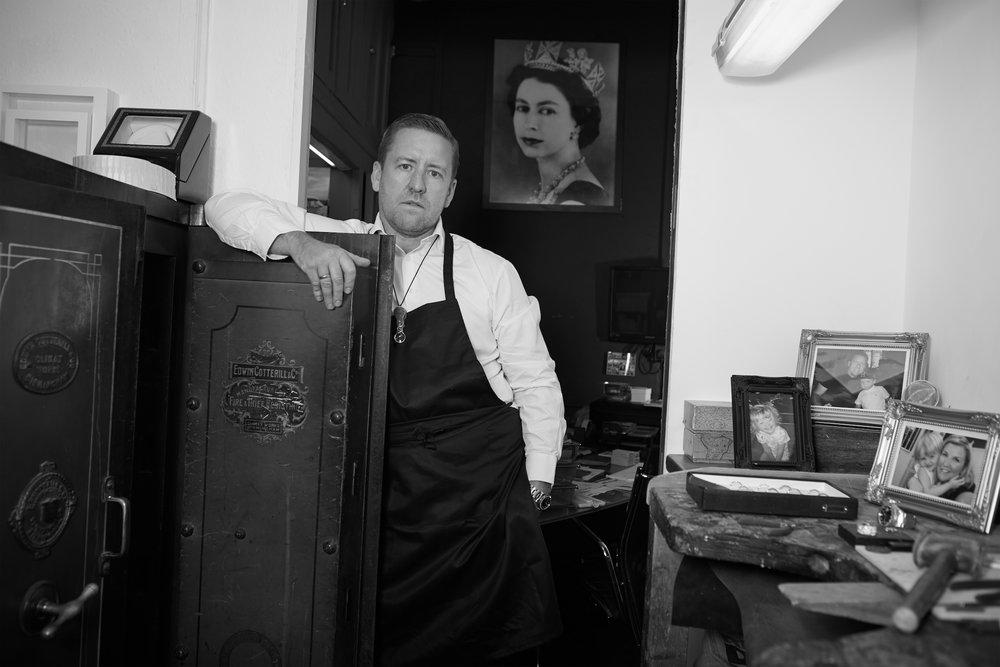 Steve Quance - Jeweller