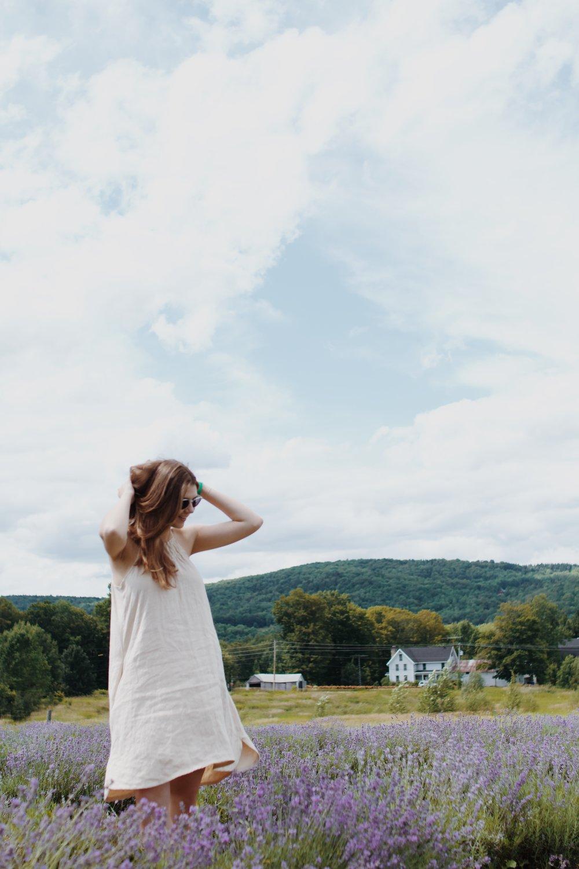 Bleu Lavande • Dress:  Ma Ma Osa