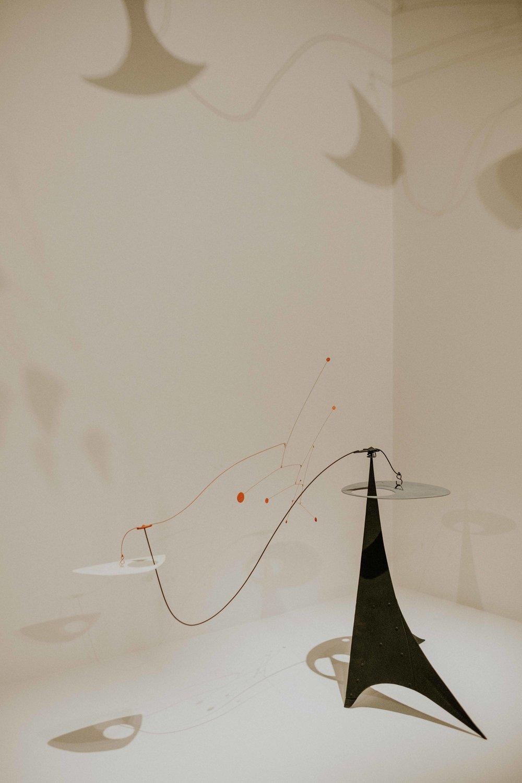 Alexander Calder Exhibit
