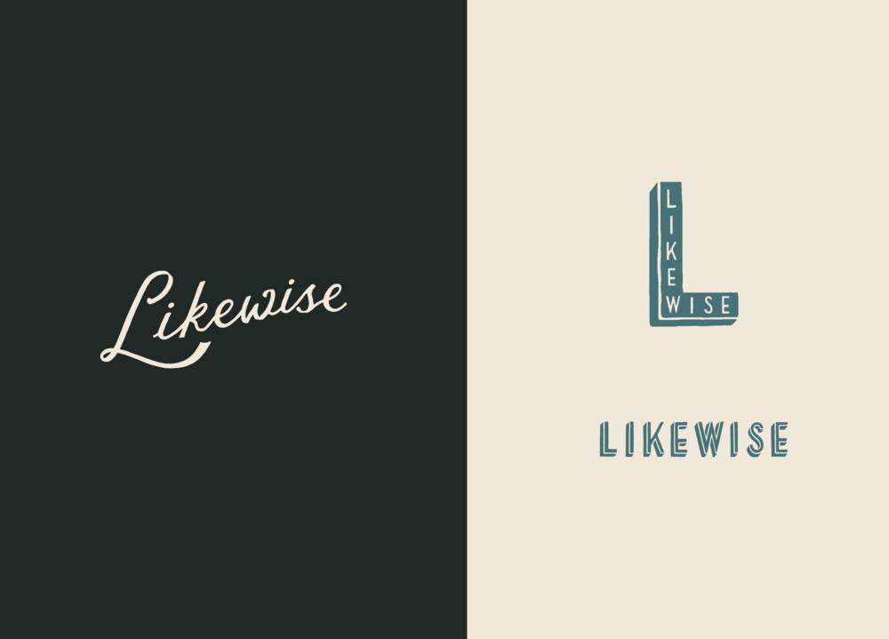 Likewise Bar & Lounge | Logo Design