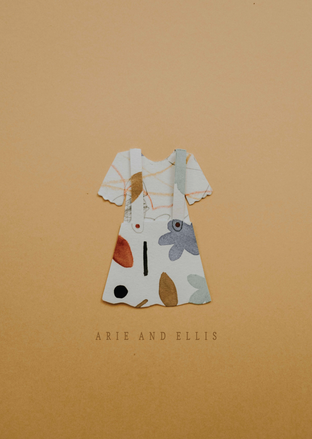Arie and Ellis | Branding